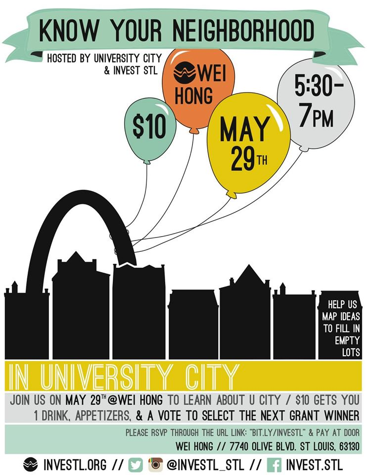 Know Your Neighborhood: U. City - 5/29/14