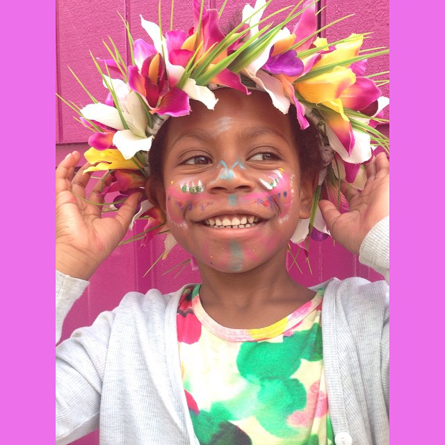 The future looks bright baby girl 🌺 #pacific #melbourne #australia #oceania #pasifika #micronesia #polynesia #melanesia #community #art #communityart #photography #photobooks #pacificphotobooks #footscray #communitypartnership #auscouncilarts #maribyrnong #selfpublishing #narrative #storytelling #cpaf #cpaf2015 #oceanianow