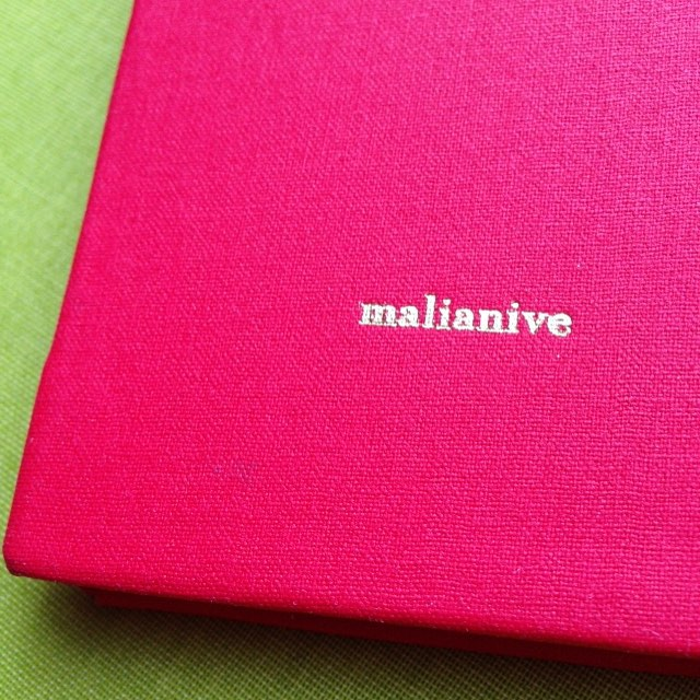 Gold foil loveliness from Whites Law Bindery @malianive ✨