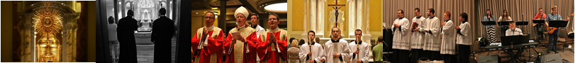 July 25th-26th, 2014 - Cathedral of the Immaculate Conception & Drury Hotel