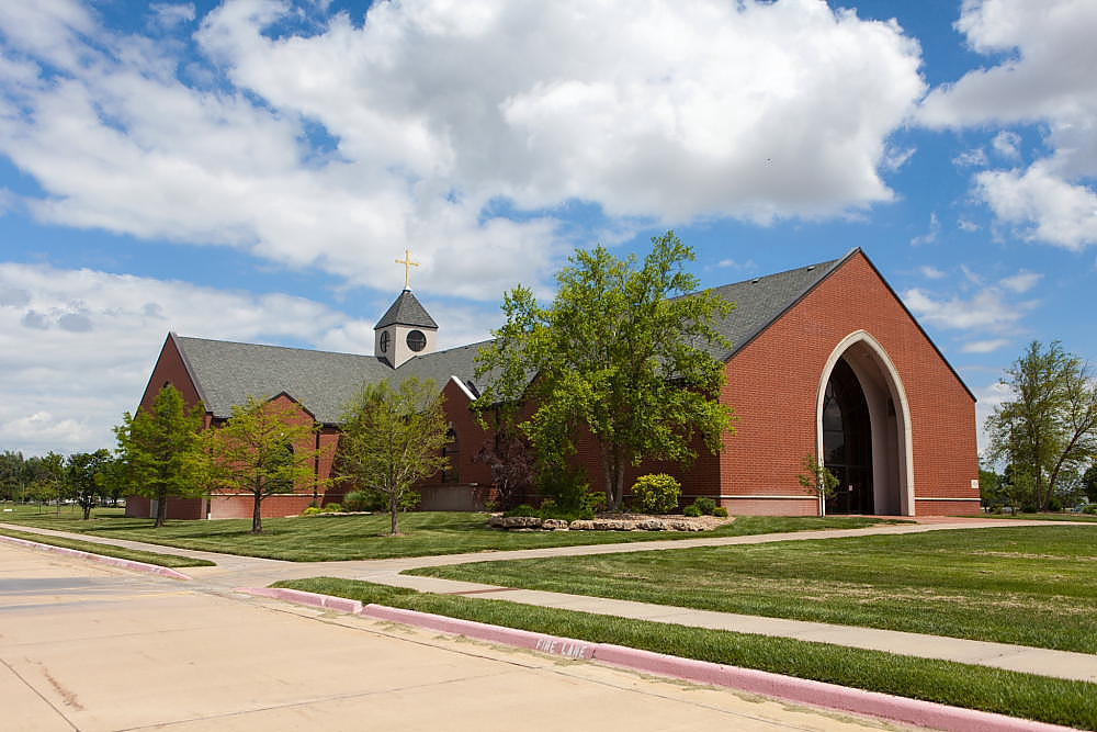 St. Peter the Apostle Catholic Church, Schulte, KS