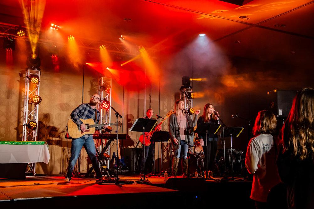 WAM Band in Macon, GA