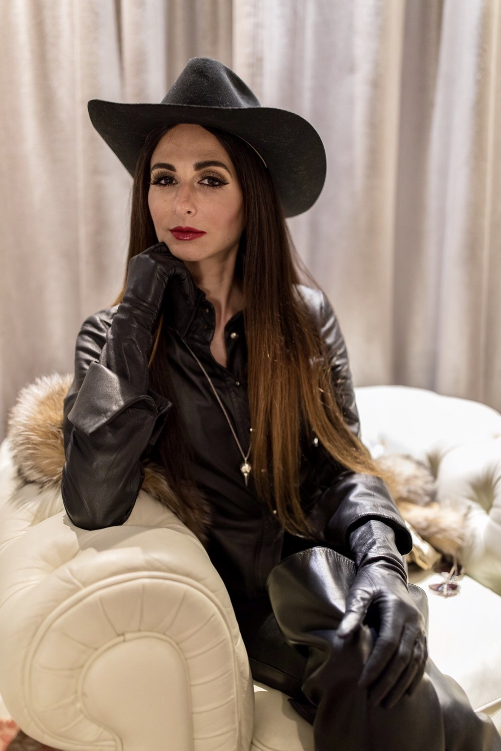 A Leather Clad Goddess's Musings On Life