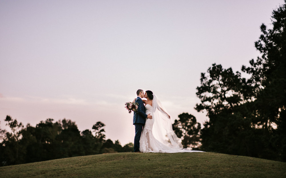 Hunter + Brittany woodlands country club - woodlands