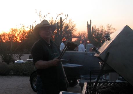 Catering an event in Arizona