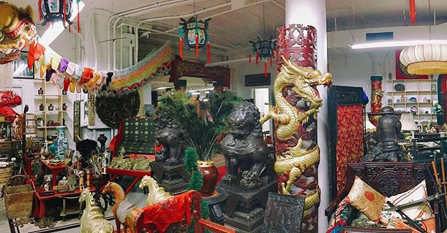 We have a lot of color in our Asian section, come check us out soon #asian #props #film #tv #print #movies #filmindustry #eclecticprops #follow #panoramic