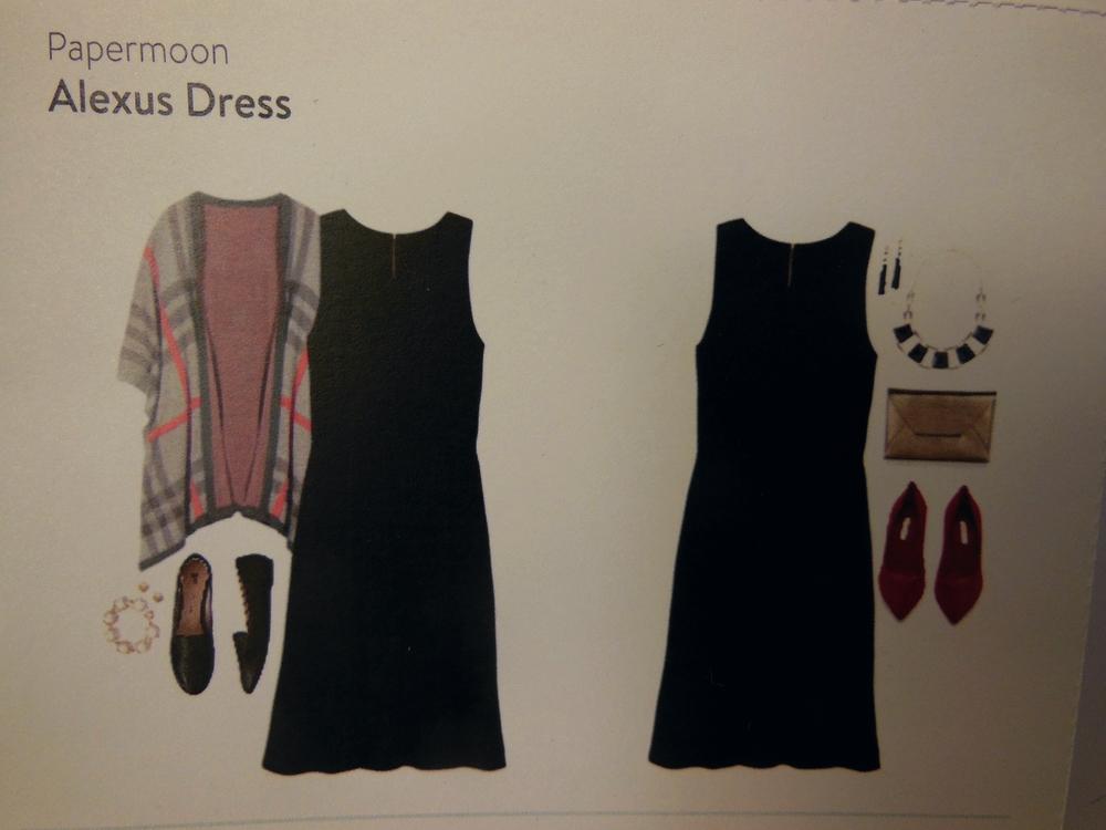 StitchFix Box #2: Alexus Dress