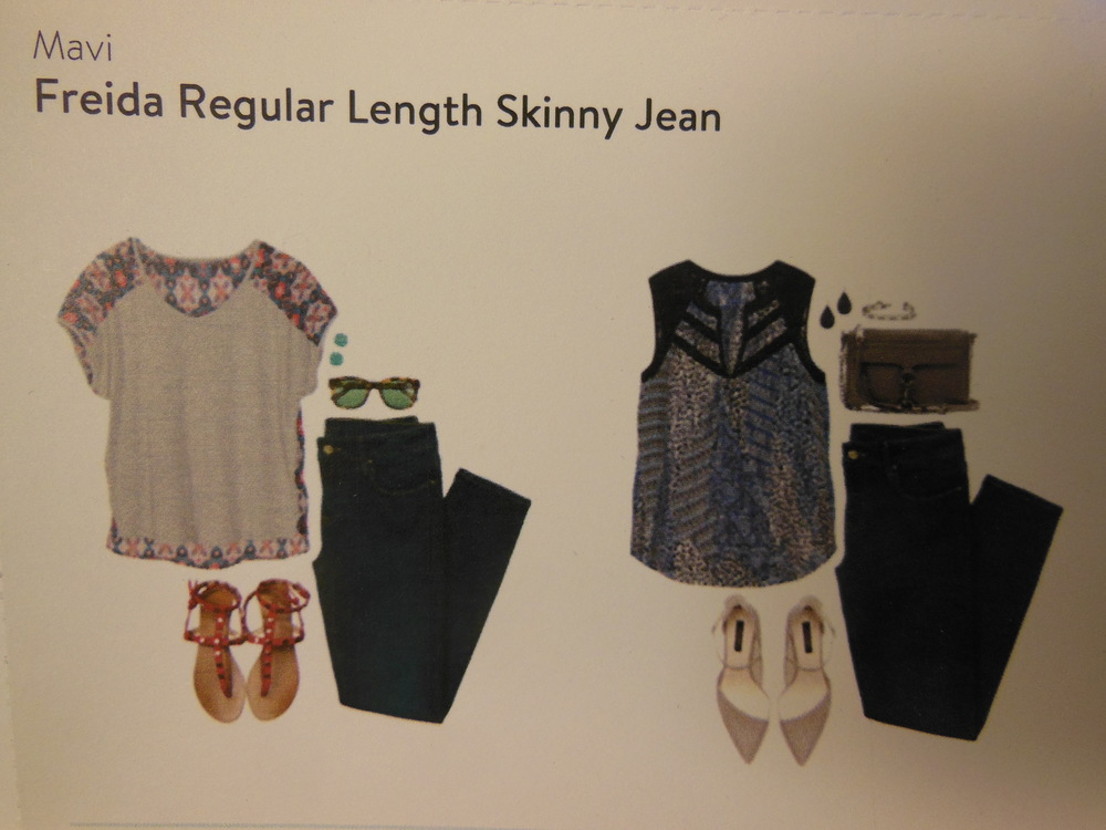 Stitch Fix Skinny Jeans