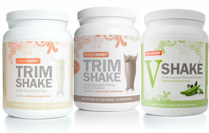 doTERRA Trim Shake Comparison
