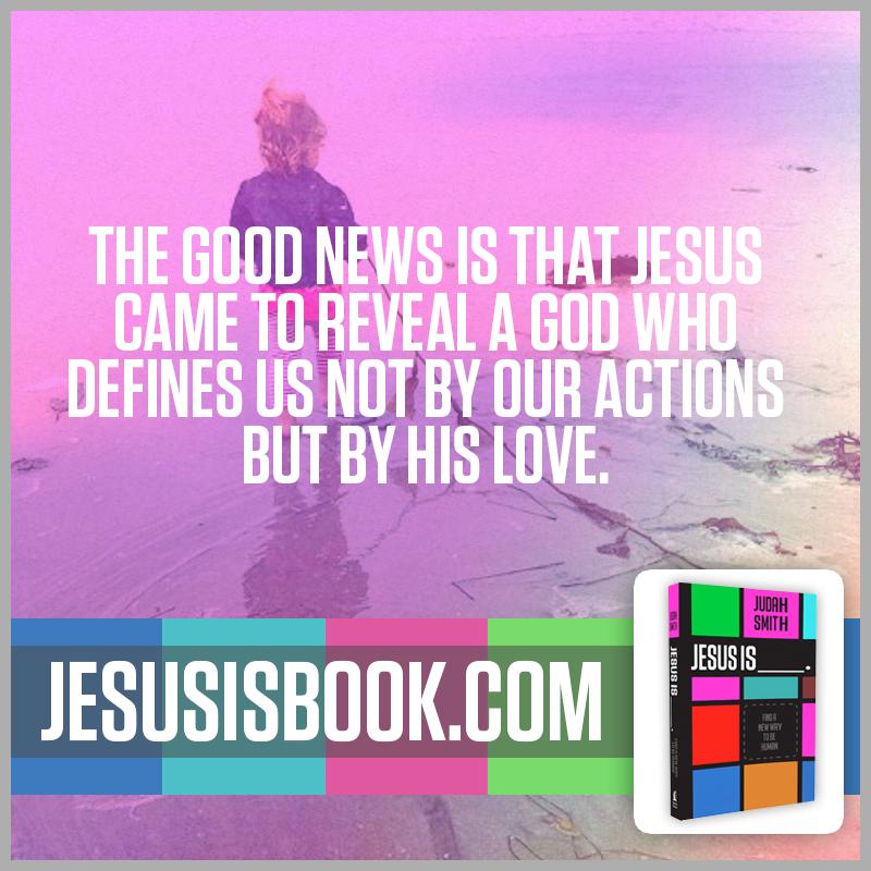 Jesus Is ____