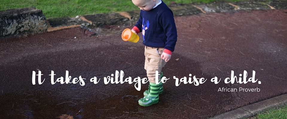 Resources for Moms - Find Your Village {ReagsAndTabs.com}