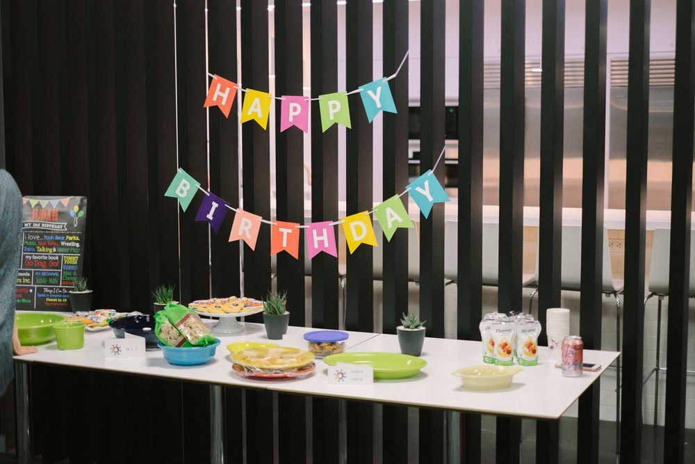 Music Themed 2nd Birthday Party {ReagsAndTabs.com}