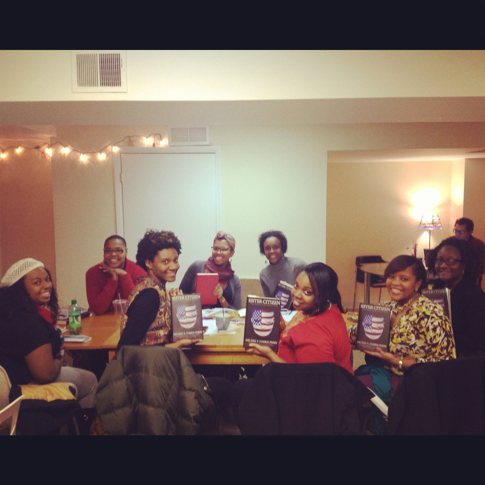 Sister Citizen Bookclub and Lab