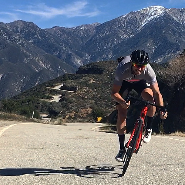 Glendora Ridge Cycling Loop Image