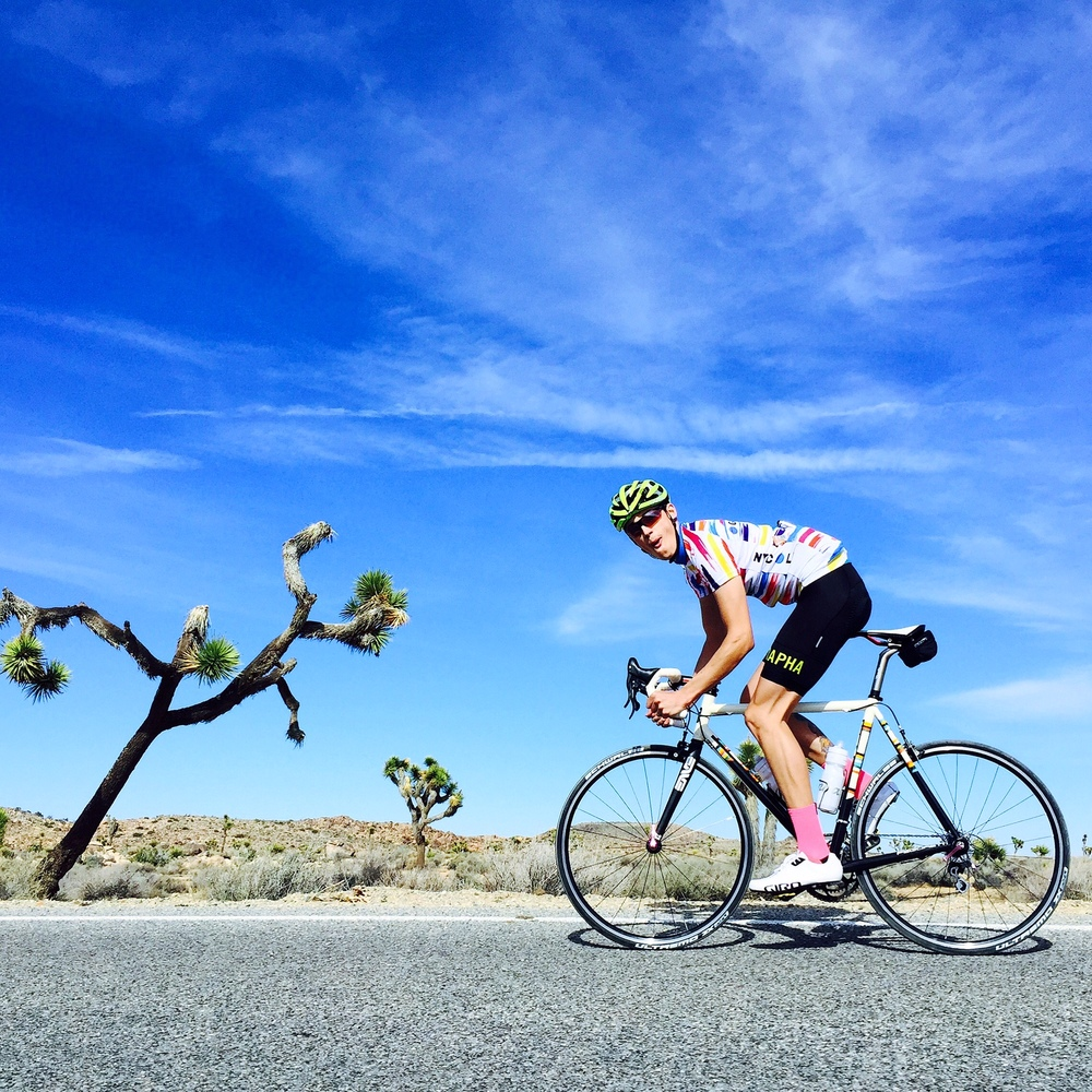 Palm Springs Cycling Image