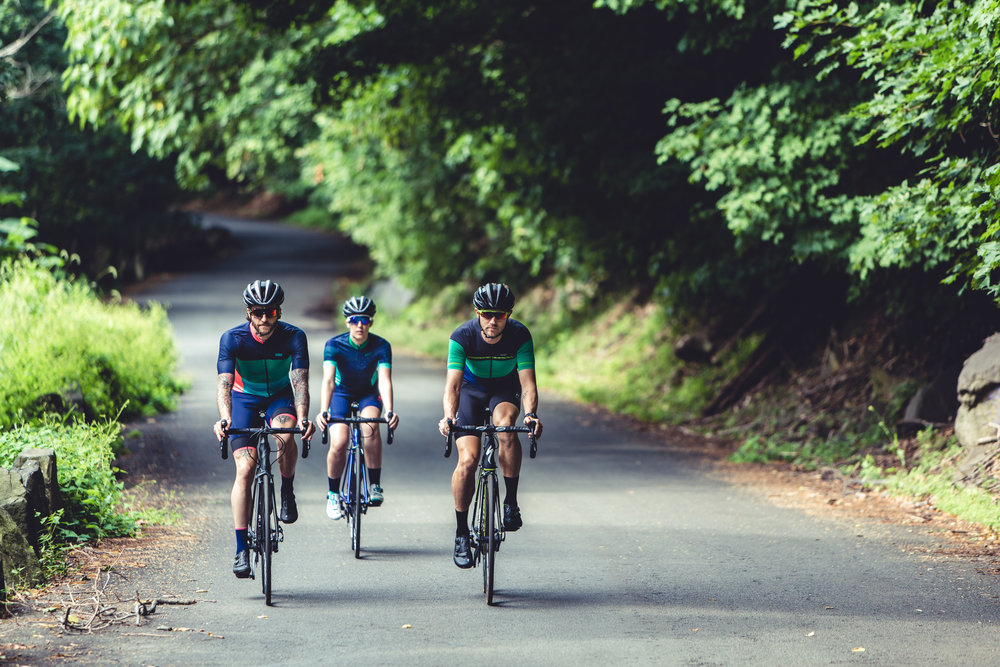 The Domestique Piermont ride