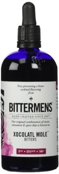 Photo courtesy of Bittermens Xocolatl Mole Bitters