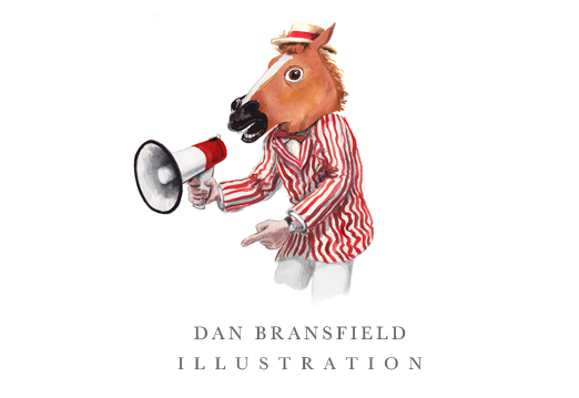 Dan Bransfield • Illustration