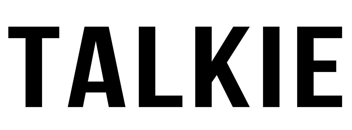 Talkie | Official Site