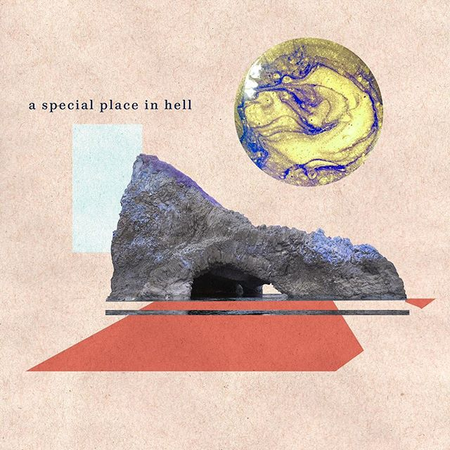 """A Special Place in Hell"" is out today! It's up on most platforms for streaming or download, so pick your favorite and have a listen! 'Exploded View of Home' is out next Friday and we are very excited to finally share it! . . Artwork by @old_kid & @lindseydole  #newmusic2017 #newmusicfriday #minnowmusic"