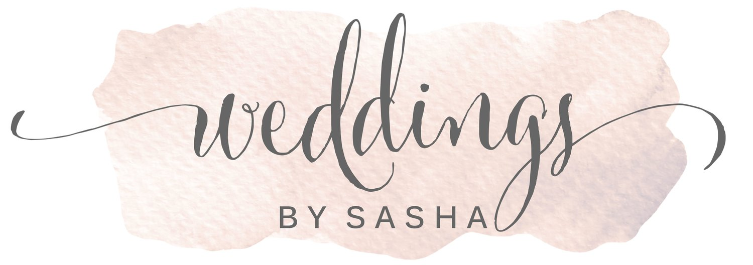 Weddings by Sasha