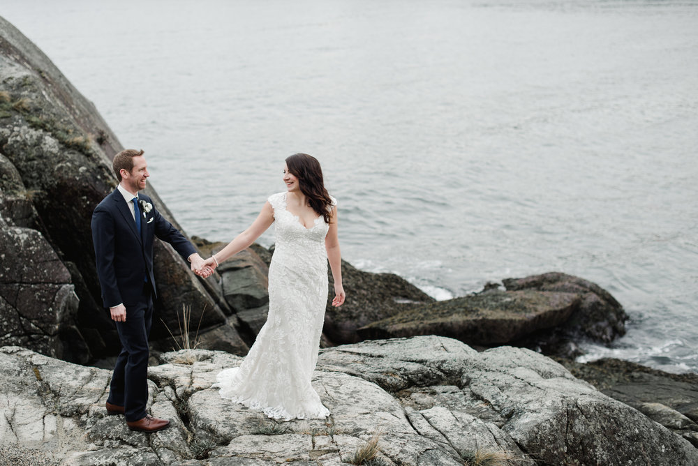 Angie + Nick   Pointhouse Sargeants Bay | Christie Graham Photography