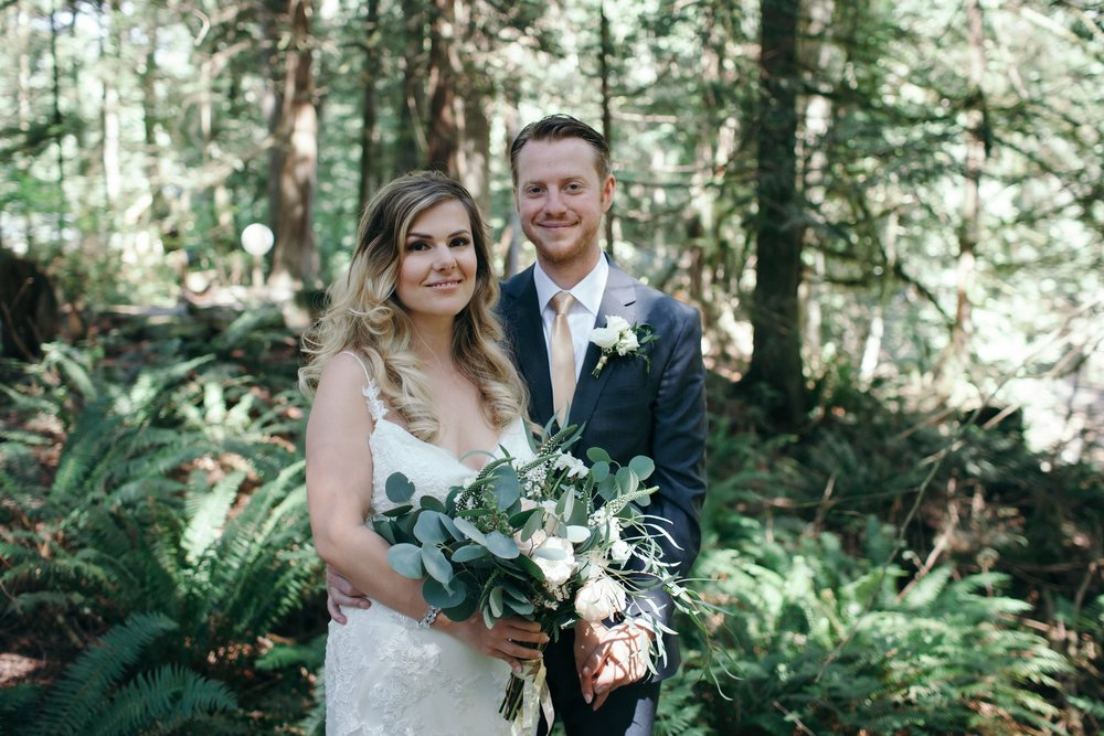 Alex + Adam  Roberts Creek | With a Wild Heart Collective