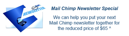 MailChimp Newsletter Special