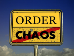 Creating order where there was chaos