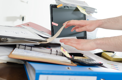 Overwhelmed with paperwork you need a Virtual Assistant