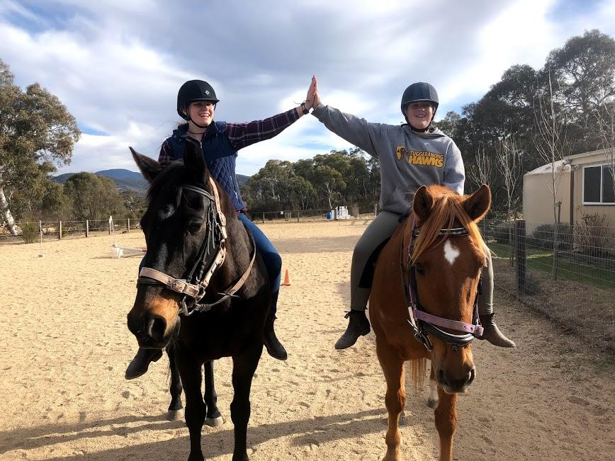 Latest Goss The Saddle Camp