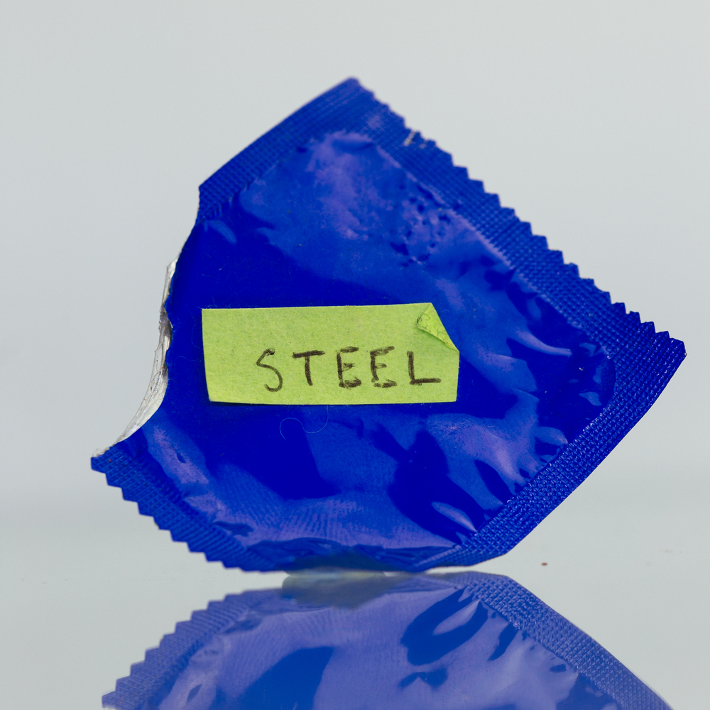 Steel Condoms