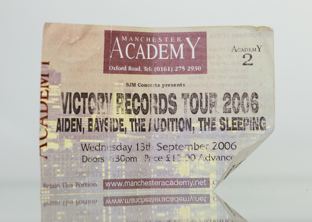 Victory Records Tour 2006