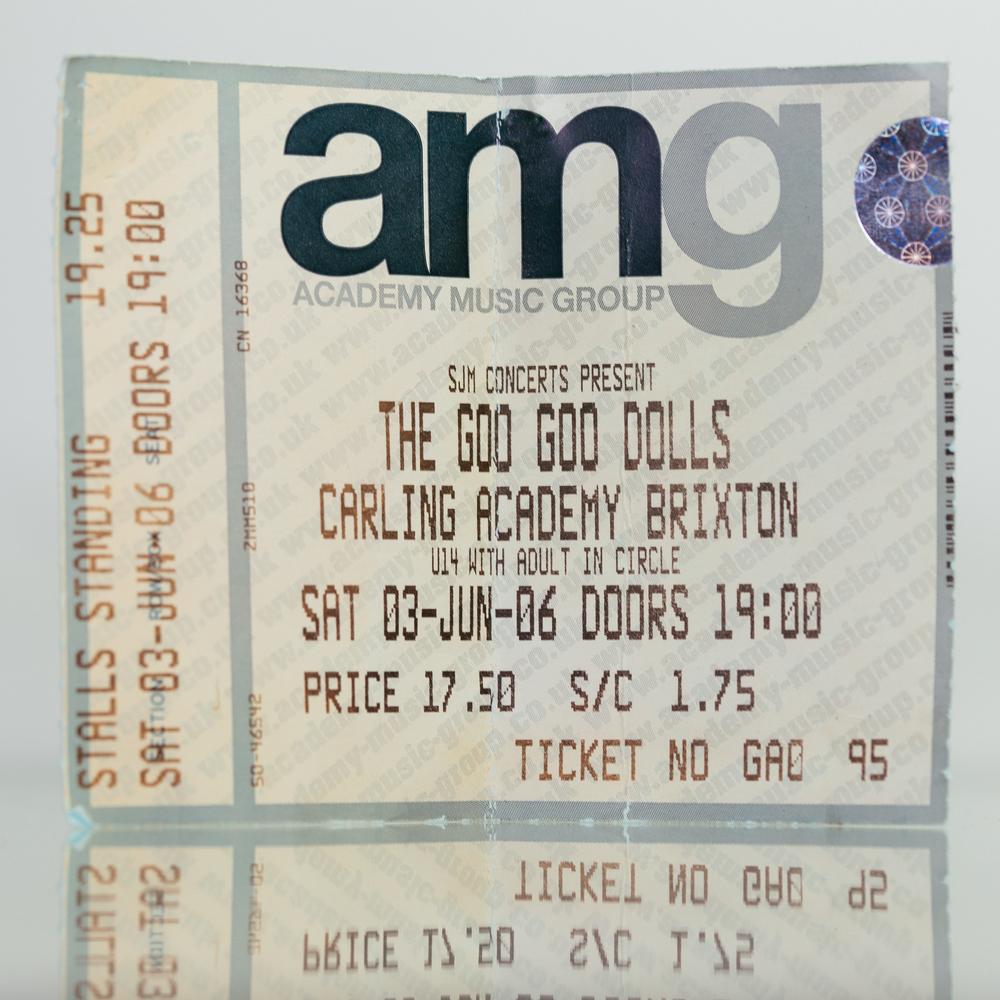 Goo Goo Dolls - Brixton Academy