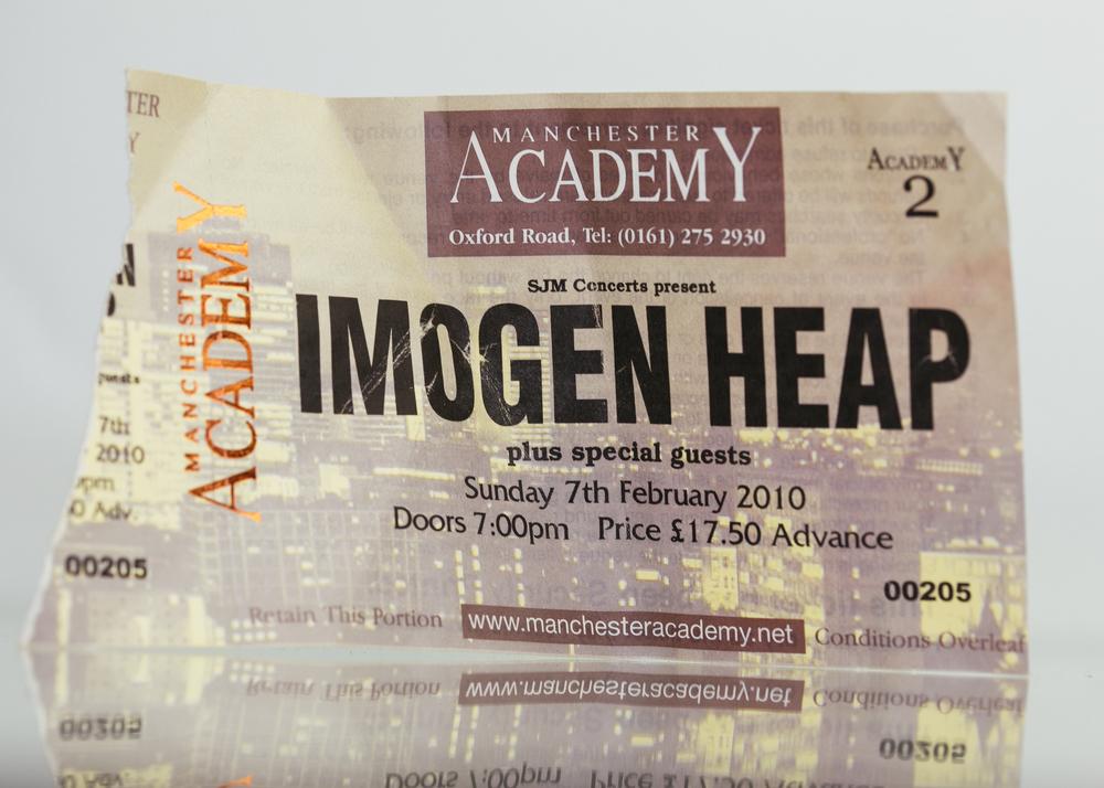 Imogen Heap - Manchester Academy