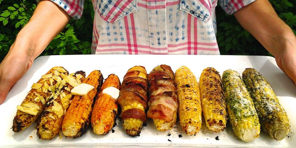 Nothing says SUMER TIME than Grilled Corn