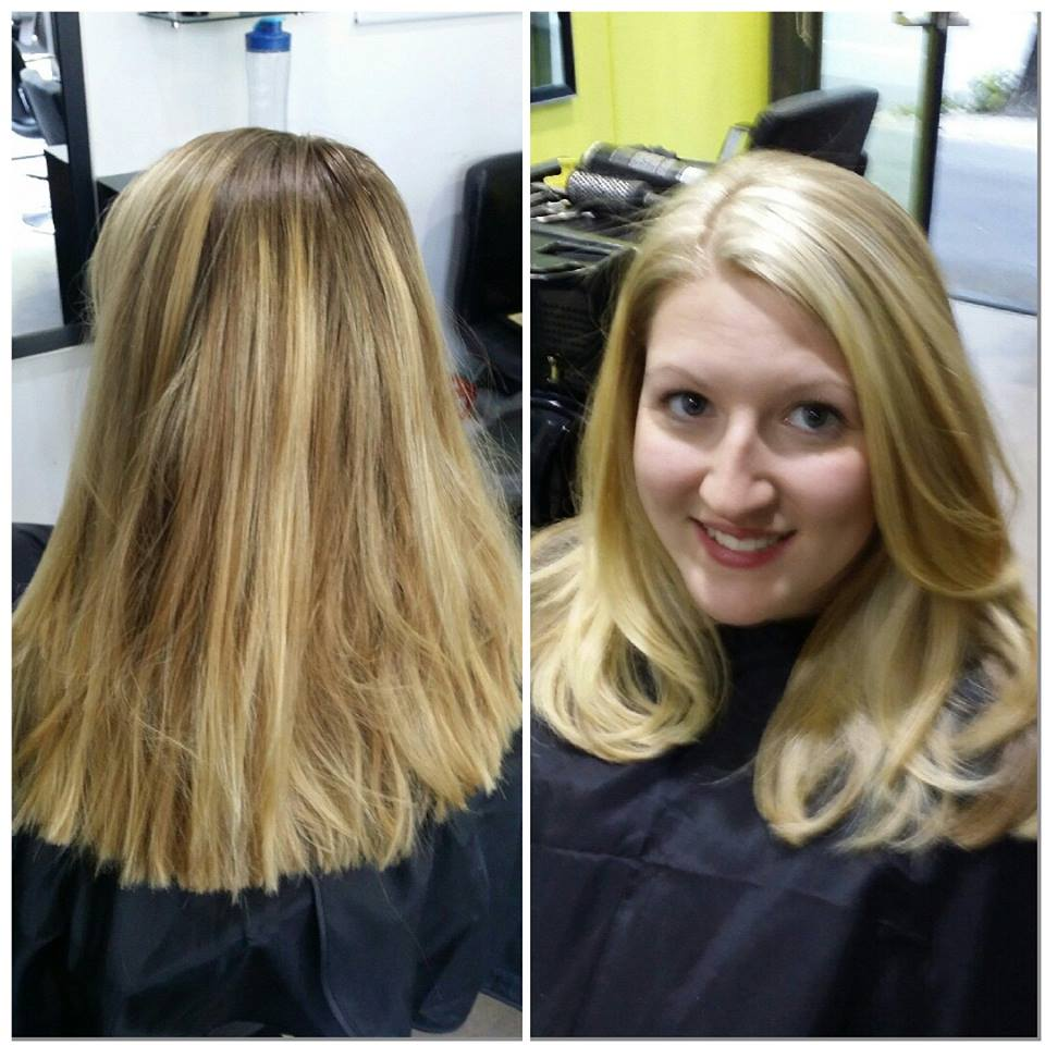 Super Thick Heavy Hair Strong Layer Line In Front Fixed Long Layer Hairstyle  Texture To Soften