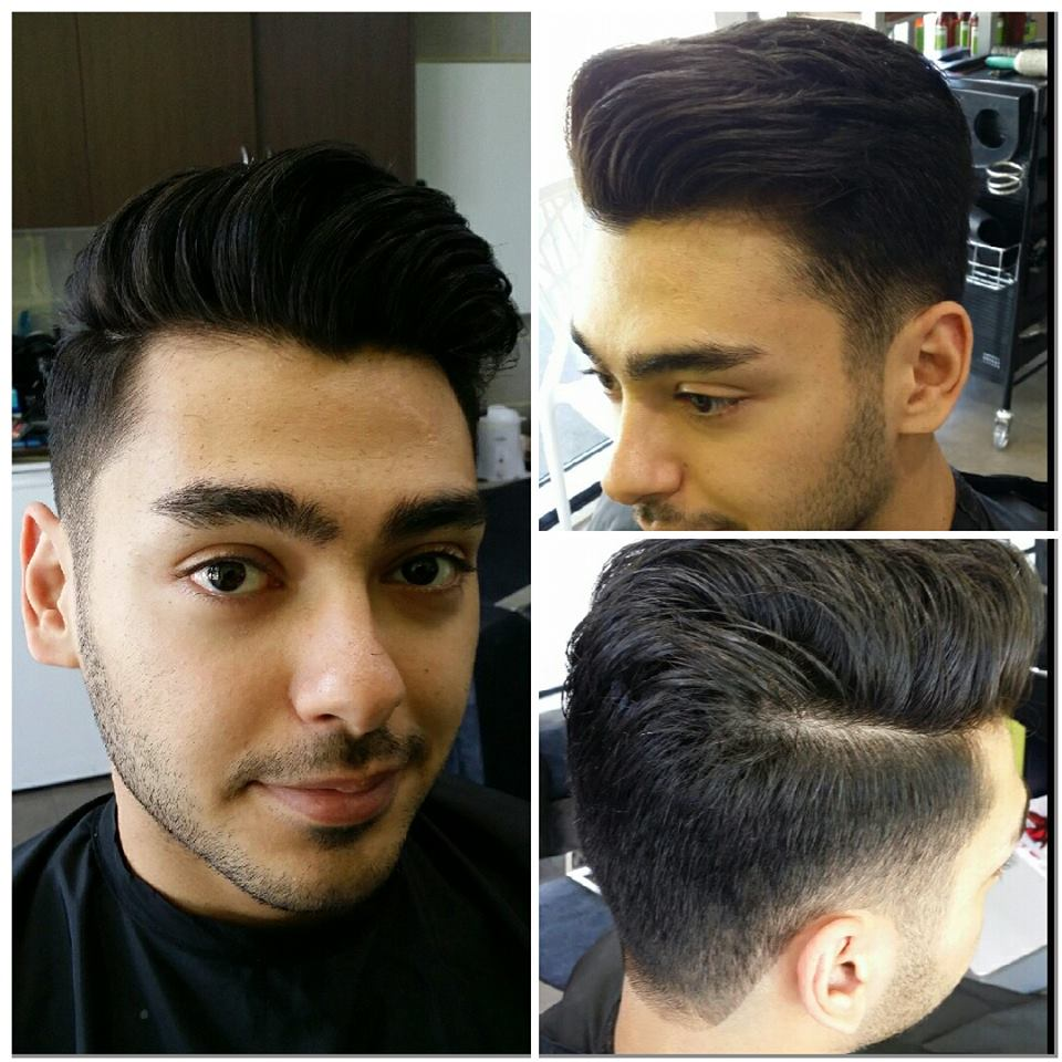 Aj Hair Trendz Mens Hair Cutting Haircut Southbank South
