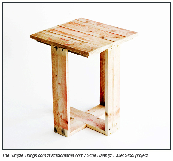 Easy Things To Make Out Of Wood Pallets Bisognieducativispeciali