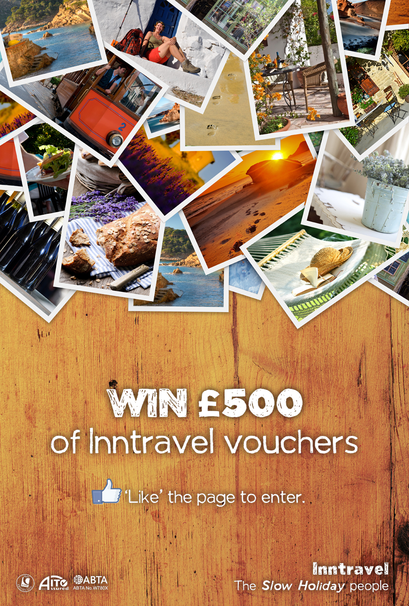 Competition: win £500 of Inntravel holiday vouchers (archived) | The