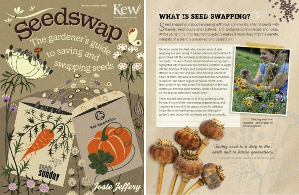 Seed Swap Josie Jeffery