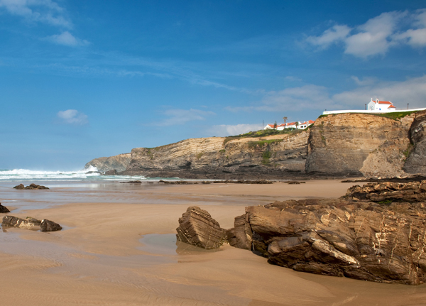 Along the Costa Vicentina, Walking, Portugal