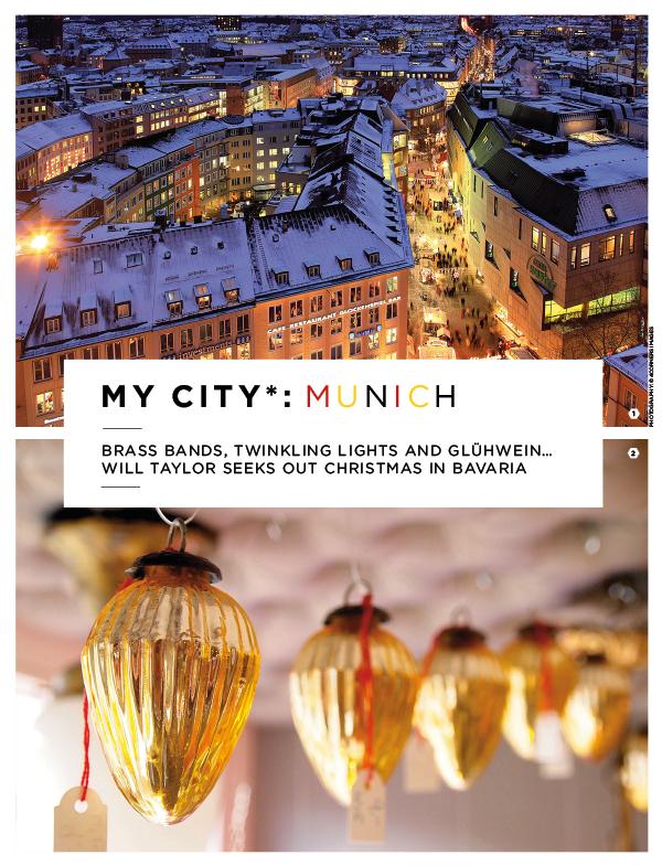 MyCity. Munich
