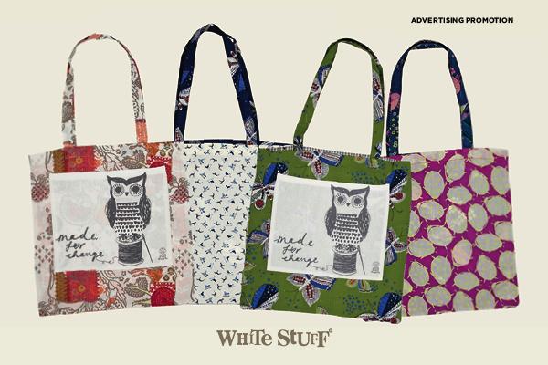White Stuff bags