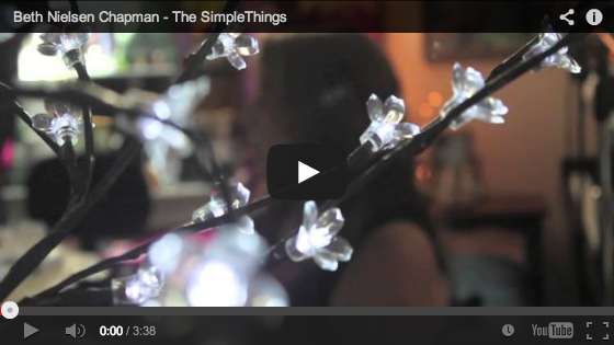 The Simple Things Beth Nielsen Chapman
