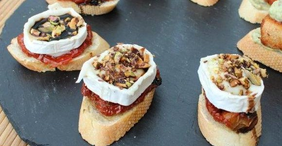 Pintxos recipe