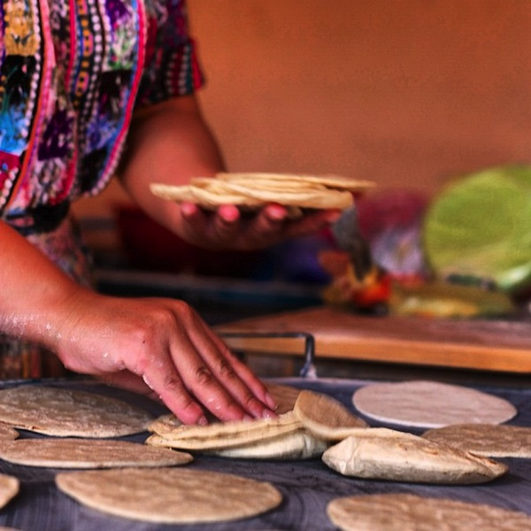 guatemalan tortilla