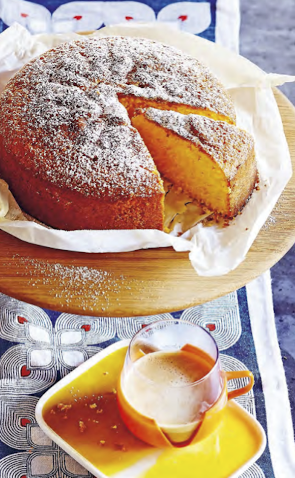 brazilian cake | the simple things