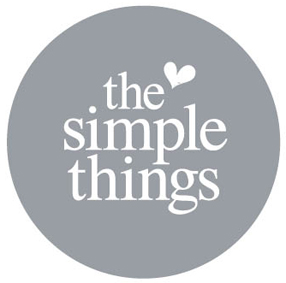 The Simple Things new logo