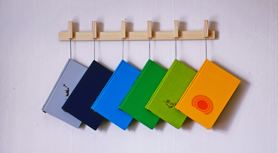 Book Rack by Agustav from The Stuff of Life